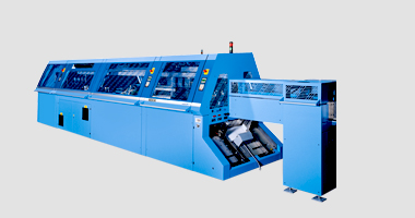 Vesta Jacketing Machine