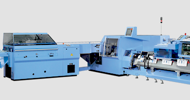 Primera MC saddle stitcher